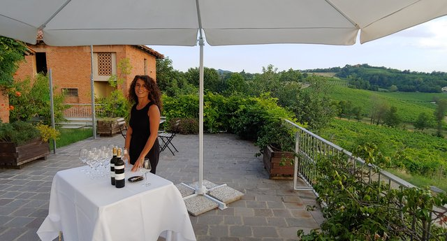 Visit and wine tasting at Manaresi